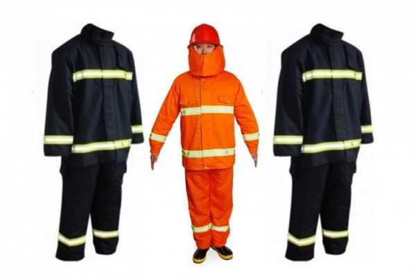 Quần áo bảo hộ chịu nhiệt