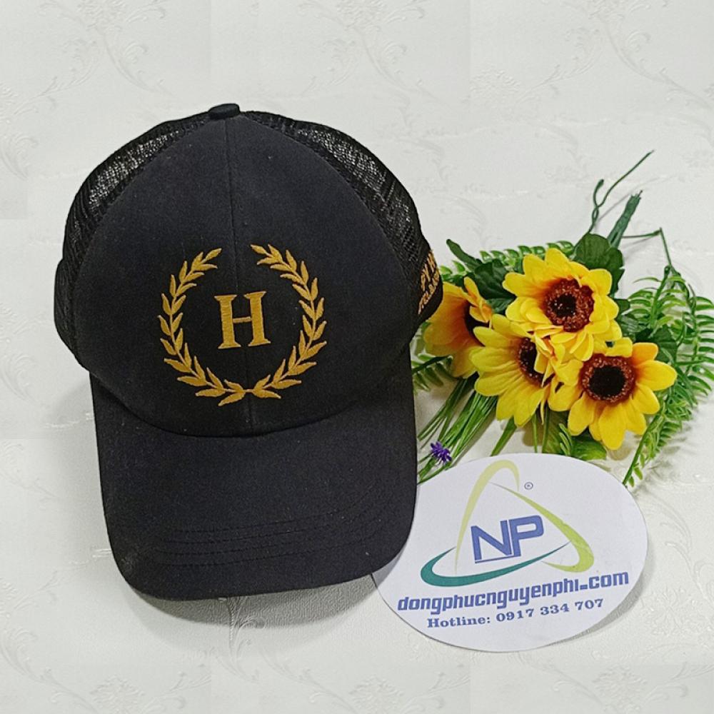 Mũ nón đồng phục-Nón đặt may của shop thời trang