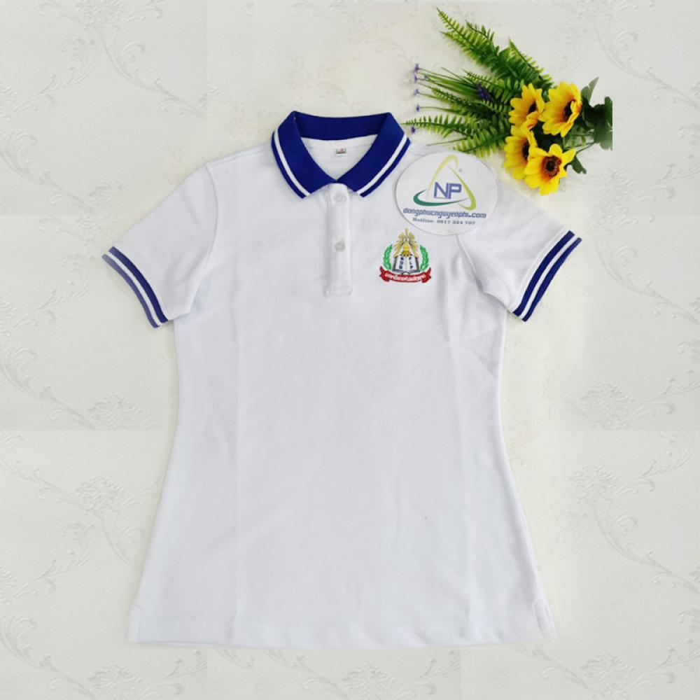 Đồng phục công ty-Áo đồng phục công ty du lịch Lào