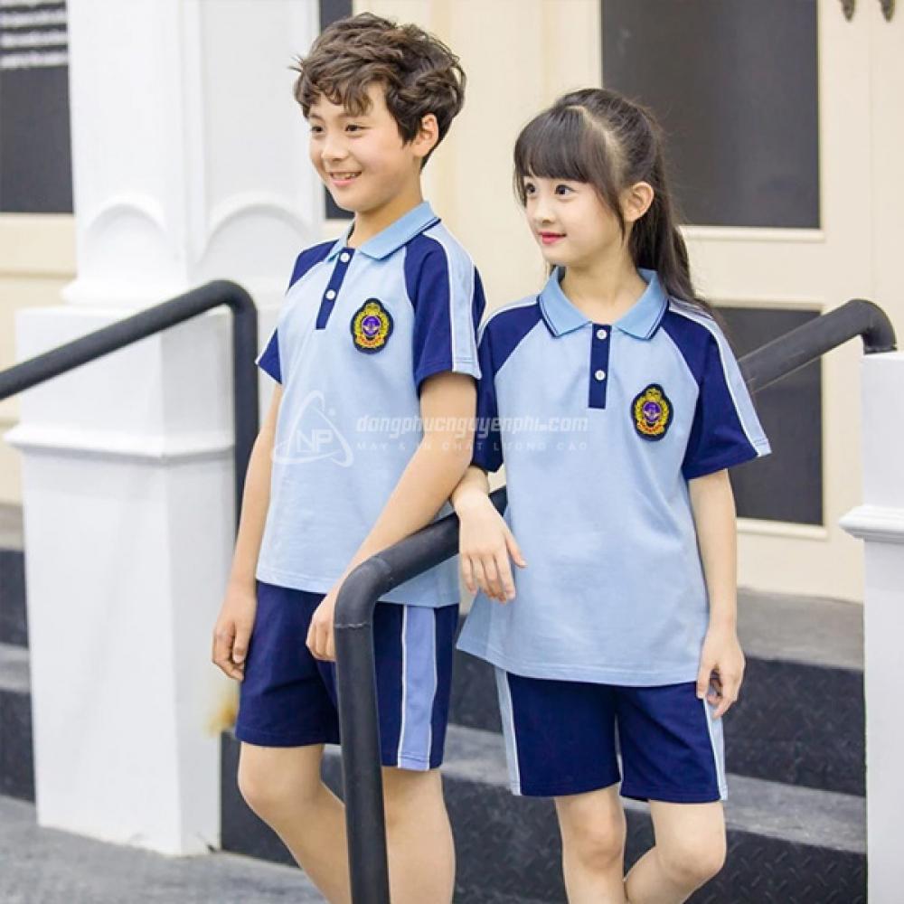 Đồng phục mầm non-Mẫu đồng phục mầm non số 6