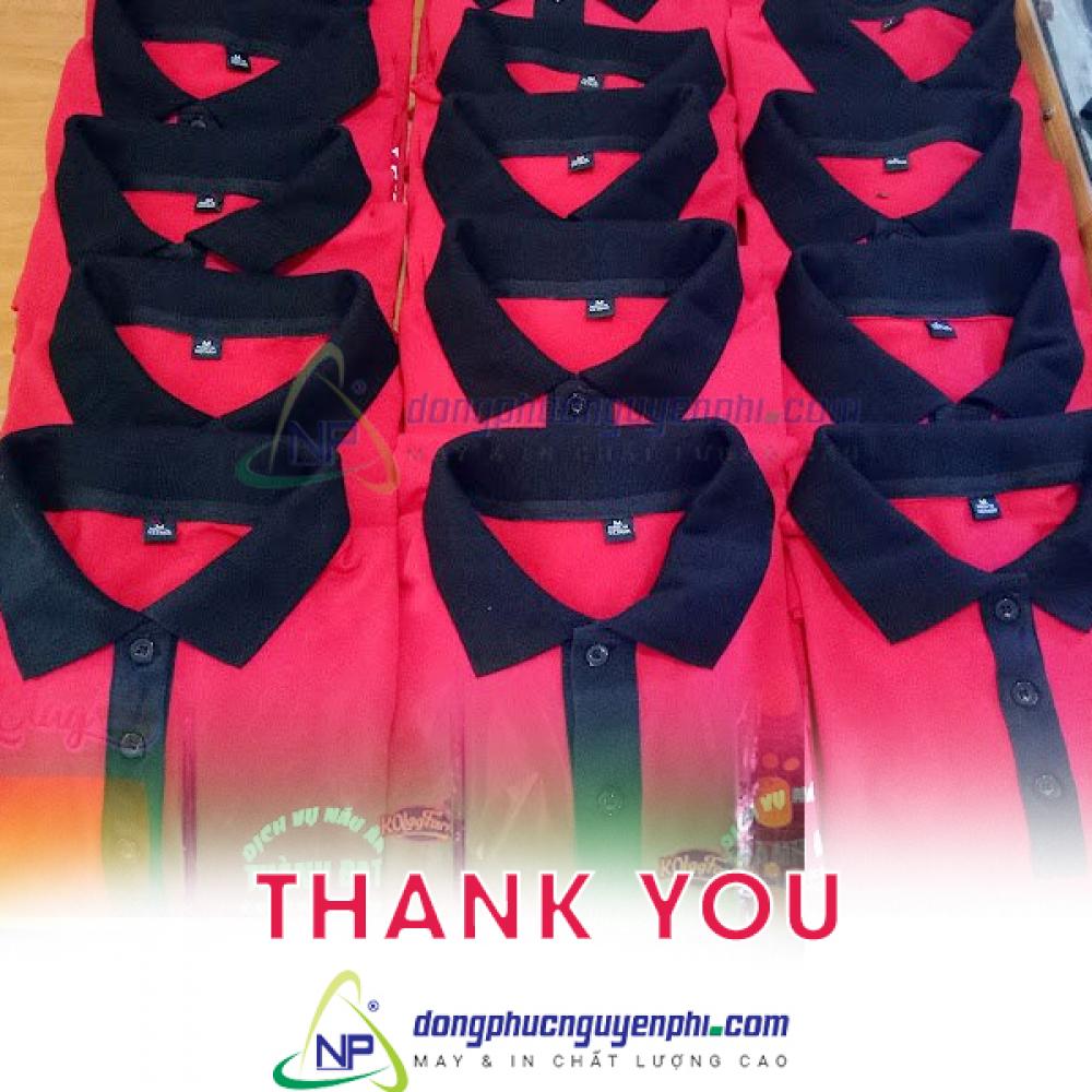 Đồng phục công ty-May áo đồng phục công ty Thành Đạt
