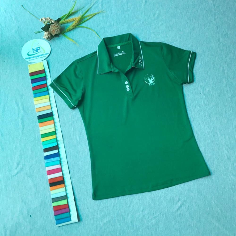 Đồng phục công ty-Đồng phục áo thun công ty Aikibi