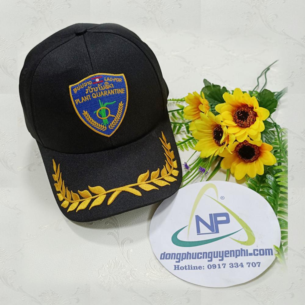 Mũ nón đồng phục-Nón đồng phục xuất khẩu đi Lào
