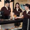 Đồng phục quán cafe-Đồng phục Coffee Shop mẫu 1