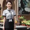 Đồng phục nhà hàng khách sạn -Đồng phục nhà hàng mẫu 10