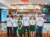 Đồng phục quán cafe-Đồng phục Coffee Shop mẫu 6