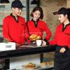 Đồng phục Coffee Shop mẫu 4