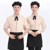 Đồng phục nhà hàng mẫu 8