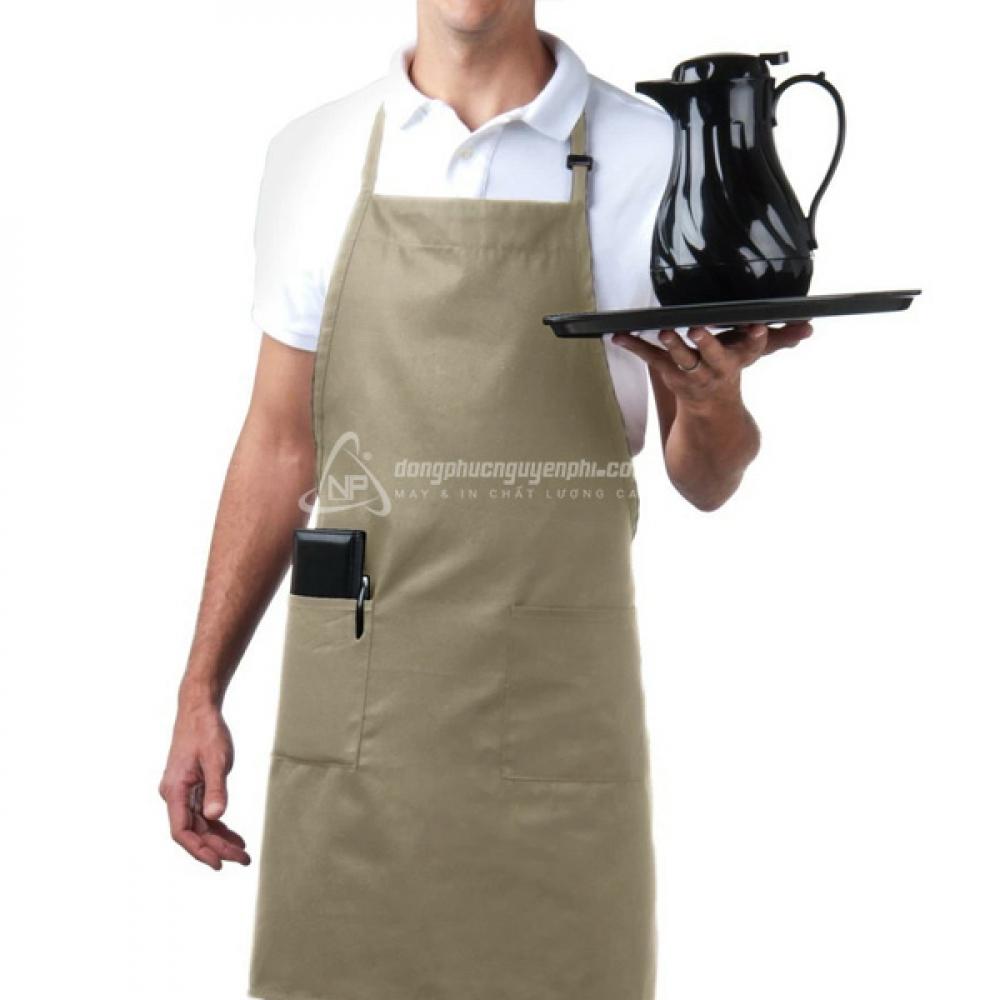 Tạp dề đồng phục-Tạp dề đồng phục mẫu 7