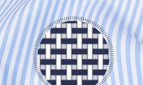 Các loại vải may áo sơ mi cao cấp, ít nhăn 2020
